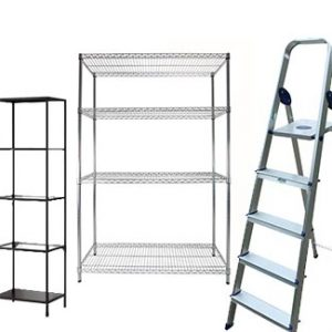 Stands & Ladder